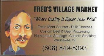Fred's Village Market